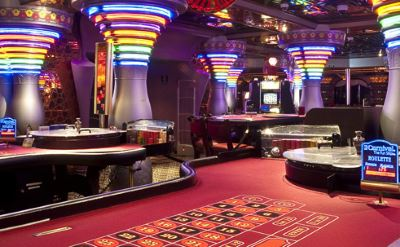 Carnival Elation casino
